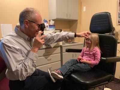 Steven Glaser MD Kids Eye Care of Maryland