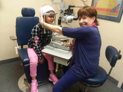 Caroline Cromelin MD Childrens Eye Doctor Maryland